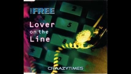 The Free - Lover On The Line (neonrave Mix)