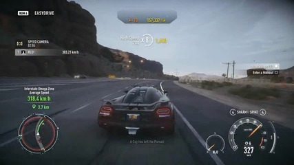 Nfs Rivals: In Pursuit with Koenigsegg Agera R