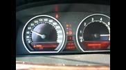 Bmw E65 745i 0-140 km/h