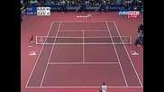 Federer Vs Gonzalez - Basel 2006