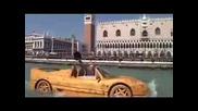 Удивително !! Лодка Направена Като Ferrari F50