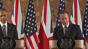UK: 'I love Prince because he put out good music' says Obama