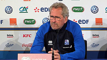France: Iceland boss relying on 'teamwork' to beat world champions