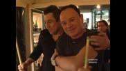 Mile Kitic i Jovan Perisic - Lutajuca kamera - (TV Pink 2012)