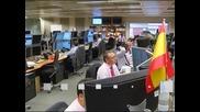 Огромен спад в доходността на испанските държавни облигации