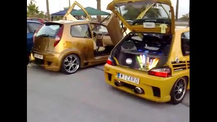 Peugeot flame