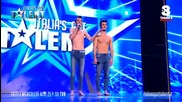 Italia's Got Talent, l'amore gay in prima serata Roberto e Umberto commuovono i giurati
