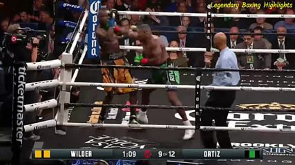 Deontay Wilder Vs Luis Ortiz Highlights Hd