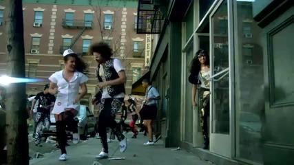 Lmfao vs Tiesto ft. Busta Rhymes - C'mon Party Rock Anthem [dj Martin D Mash Up]