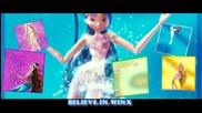 Winx Club 2-believix 3d Transformation Hd! [rai English - Official Song!]