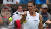 Америка шокира германска тенисистка с нацистки химн