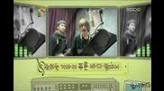 [stream] 120401 M-b-c Field of Dreams - Teen Top Crazy parody recording
