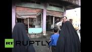 Ирак: Бомбени експлозии убиха поне шест души в Багдад