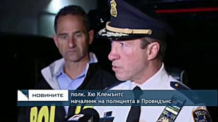 Престрелка между банди в Провидънс, Роуд айлънд, остави 9 ранени