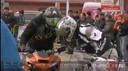 1 stage Eastern European Championship of Stuntriding. Promo video.