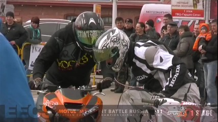1 stage Eastern European Championship of Stuntriding. Promo video.