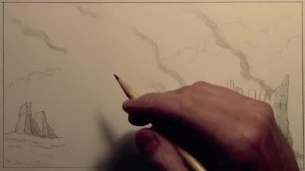 Как да нарисуваме броня