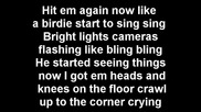 Three 6 Mafia - Its A Fight (lyrics)