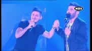 Pantelis Pantelidis ft. Stan and Eleni Foureira - Oneiro zw & Den Tairiazete Sou Lew [ Mad Vma 2013]