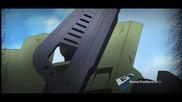 Halo Anime Trailer
