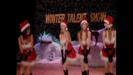 Jingle Bell Rock ~ Tanc ~ Mean Girl?