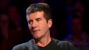 Дядо танцува брейк Britains Got Talent 2009