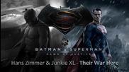 музика от Батман срещу Супермен Зората на Справедливостта # Hans Zimmer & Junkie Xl - Their War Here