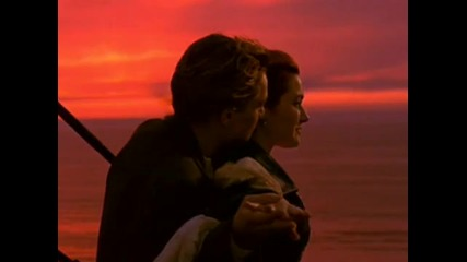 Велика сцена от филма Титаник!