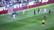 Първият гол на Кристиано в Италия е факт!