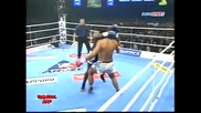 K-1 World Grand Prix 2003 Полу-финал Cyril Abidi vs Remy Bonjasky