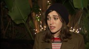 Star of 'The Interview' Lizzy Caplan Speaks Out