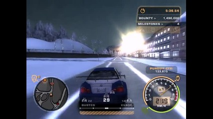 Need For Speed Most Wanted - Final