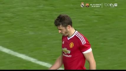 Манчестър Юнайтед - Мидълзбро 0:0 (1:3 след дузпи)