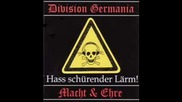 Division Germania - Hasserf Lyrik