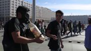 Chile: Protesters march for legalisation of cannabis