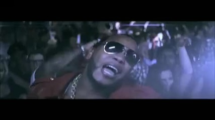 Flo Rida - Club Can Handle Me ft. David Guetta [official Music Video]