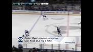 """""""Сейнт Луис"""" отново разгроми """"Сан Хосе"""" със 7:2 в НХЛ"""