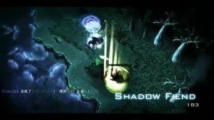 Dota - Highlights Ending of Nevermore