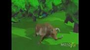 Луда Крава - Забавна Анимация