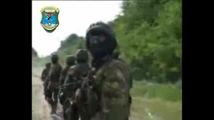 Bulgarian commandos - Special Force