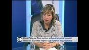 Мира Радева: При висока избирателна активност някои от малките партии ще останат под чертата