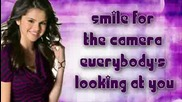 Selena Gomez - Falling down Full [with lyrics]