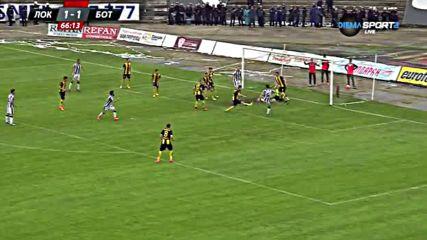Пълен обрат за Локомотив срещу Ботев