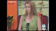 Елена се Разплака за Велислав в Ефира на Нова Телевизия