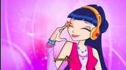 Winx Clubseason 5! Part 2! Fanmade Opening! Full Song! Italian! Hd!