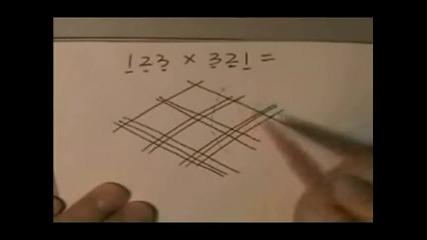 Интересен начин за умножение на числа