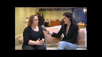 Вижте повече за един от участнциите в изложението - European University,interview-kristina_ye