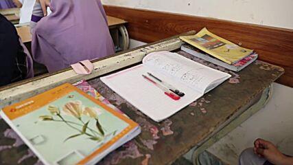 Afghanistan: Drop in school attendance in Kabul following Taliban takeover