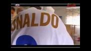 Уникално!!новата къща на Роналдо в Мадрид част 2/5