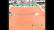 Ролан Гарос 2006 Хюит vs Надал